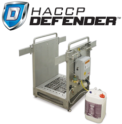 Pathogen reduction, cross-contamination, boot sanitizer,