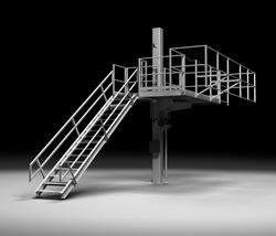 G-Raff Elevating Platform
