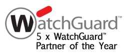 WatchGuard Partner of the Year