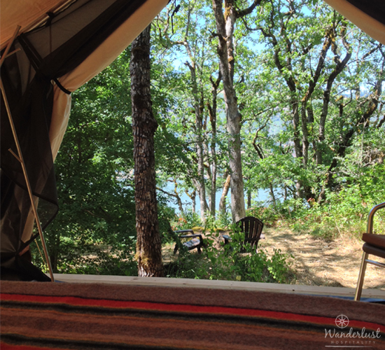 Hood River, Oregon Glamping Announced
