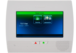 Honeywell L7000 LYNX Touch security system