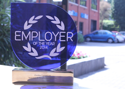 IIP Employer of the Year Award 2014