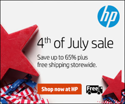 HP July 4th Sale