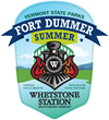Fort Dummer Summer combines local malt, traditional hops and fresh water from Fort Dummer State Park.
