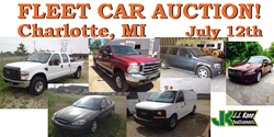 Used Fleet Vehicle Auction Lansing, MI