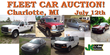 Lansing, MI,  Public Auction Saturday, July 12th, 2014, Selling Fleet...