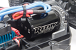Reedy brushless motor powers the Team Associated ProRally