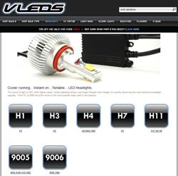 VLEDS LED Headlights Online Store