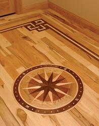 Hardwood Floor Medallions, Wood Floor Medallions