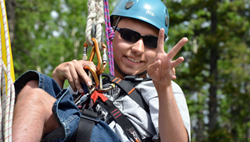 Easter Seals Camp Horizon gives people of all abilities the unique opportunity to enjoy specialized outdoor programs, challenge themselves, have fun, try new things and make new friends and support networks that often last a lifetime. All our facilities a
