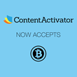 ContentActivator Now Accepts Bitcoin Payments