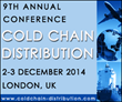 MHRA to discuss GDP Compliance at Cold Chain Distribution- 2014