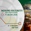 Terrorist threats across Africa to be addressed at the Mining Security & Crisis Management Forum