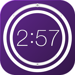 Official Alrm Clock app icon.