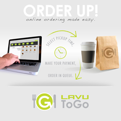 Lavu ToGo iPad POS online ordering