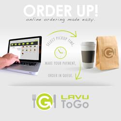 Lavu ToGo iPad POS online ordering