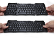 Slide to lock the Amigo keyboard after unfolding, Ready to go in seconds