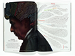 """Inside Dylan's Brain,"" Photo illustration by Andrew Nimmo and Beth Bartholomew from a photograph by Chris Furlong, originally published Vanity Fair, May 2008. Image courtesy of Condé Nast"