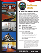 Photo with detailed information about the July 19, 2014 Ribbon Cutting Ceremony at Mt. Rainier Scenic Railroad & Museum