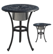 AFD GF-LD777IB Cuddle Rnd Table w/Ice Bucket