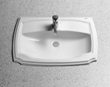 Guinevere LT971.8 Drop In Sink From Toto