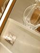 Uxbridge metal plates, painted sockets, flat switch plates