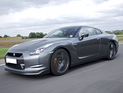 Nissan GTR Driving Experiences from Trackdays.co.uk