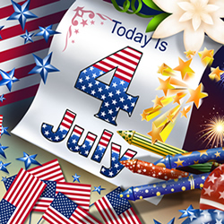 Independence Day Web Hosting Sales & Promotions 2014