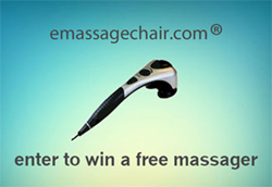 Massager Giveaway, July Massager Giveaway