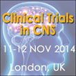 Gain Important Insights into Clinical Trials at the 13th Annual Clinical Trials in CNS Conference in London