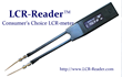 LCR-Reader: the Consumer's Choice LCR-meter