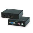 HDMI to VGA+R/L Audio Converter
