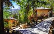 Enjoy the breathtaking jungle landscape surrounding your bungalow
