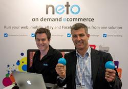 Neto Director's Jason Titman and Ryan Murtagh