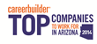 2014 Top Companies to Work for in Arizona