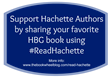 #ReadHachette Promotes Authors and Takes No Sides