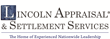 Lincoln Appraisal & Settlement Services President Demopulos Earns...