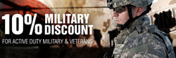 CARiD Military Discount