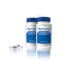Hemocyl bottles