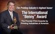 Southwest Precision Printers to Be Honored with a Prestigious First Place 'Benny' Award at the 2014 Premier Print Awards in September in Chicago