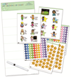 back to school reward charts