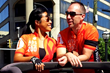 Co-ride Directors Tina Chang and Chris Bess