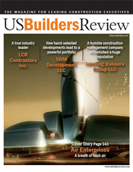Air Enterprises Featured on Cover of US Builders Review