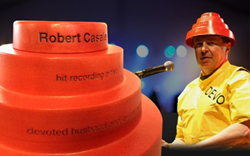 Foreverence created a one-of-a-kind 3D printed urn for Bob Casale's family.