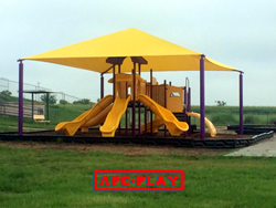 Godley Elementary School Playground Shade Structure
