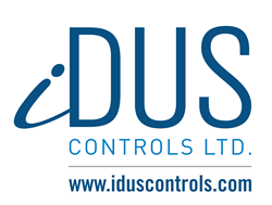 iDUS Logo with Website Address