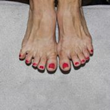 Enter your toes in the interVac Most Beautiful Toes in North America competition