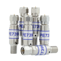 75 Ohm F Attenuators from Pasternack