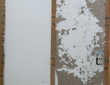 USA Premium Foam can be applied over existing blown-in insulation, filling the  voids left by this type of insulation.