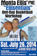 Dallas Mavericks Player Monta Ellis' ME8Foundation Will Host Its First...